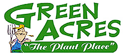green acres landscaping logo